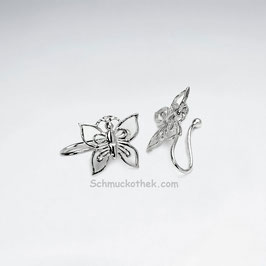 Ohrklemmen Schmetterlinge