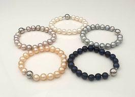Perlenklassik Armband