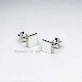 Square Ohrstecker