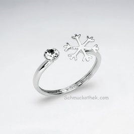 Eiskristall-Ring