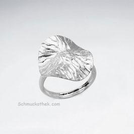 Lotusblatt Ring