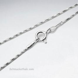 Halskette Snake