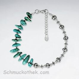 Armkette Türkis antik