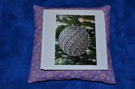 6.42 Set Lavendelkissen & Weihnachtskarte
