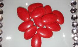 Dragées Chocolat Rouge