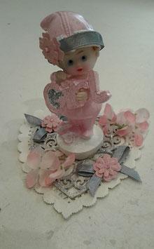 Petite Fille Pastel