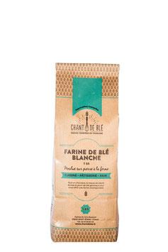 Farine Fraîche blanche de type 65 sac de 1 kilo
