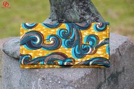 Handmade African Print Wallet
