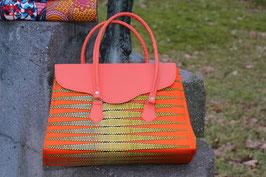 Handmade African Print Tote Bag