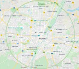 EMS München Zone M Nacht
