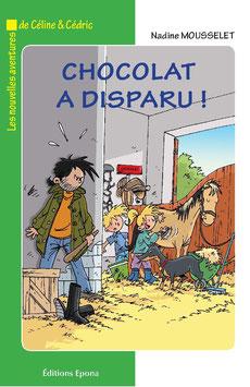 Chocolat a disparu...