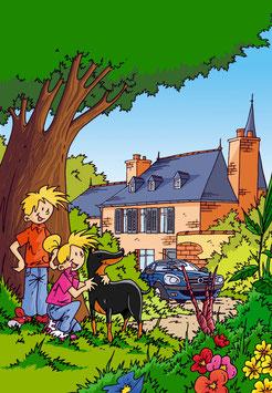 Laïka et la société secrète de Normandie