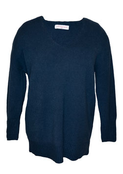 LIVE-LOVE-SMILE Long Pullover ONE SIZE (36-44)