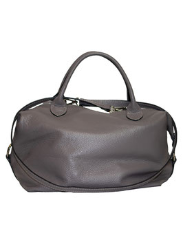 Genuine Leather Tasche Taupe