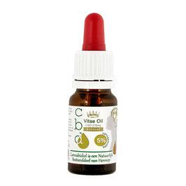 Huile CBD 5% - 30 ml 810 mg cbd