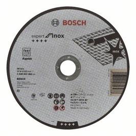 "DISCO CORTE INOX EXPERT RECTO 7"" X 25PZAS BOSCH"