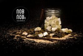 Geröstete Kürbiskern Vanille NOBNOBs