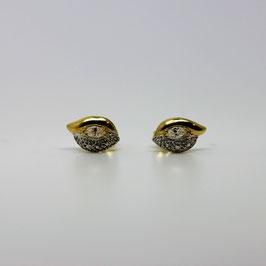 """Ohrringe """"Auge"""""""