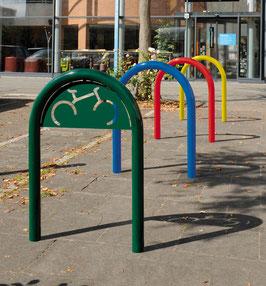 Fahrradbügel breit zum Einbetonieren