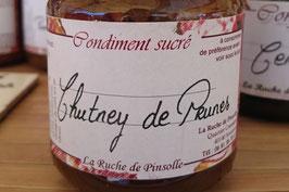 Chutney de Prunes