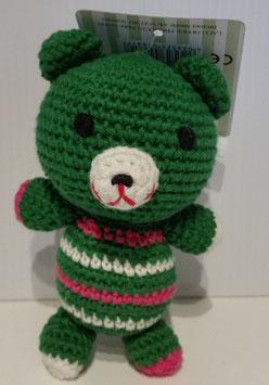 Handgehäkelter Teddybär