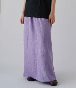 ヂェン先生の日常着 スカートパンツ 藤 Mサイズ(W2種)