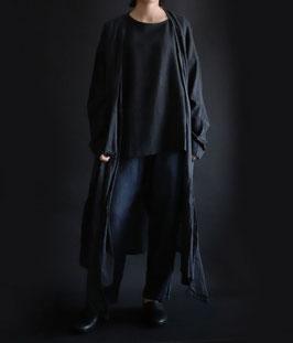 ヂェン先生のロングジレ 黑