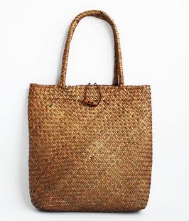 台湾の草編みかばん