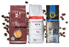 Splendid Aroma Classico + CF 4 Kakao + Creamer