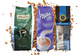 Jacobs Krönung + Milka Kakao + Creamer