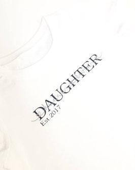 Daughter Shrit White
