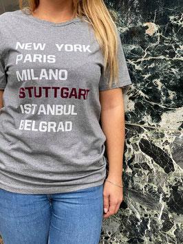 City Shirt Grey