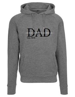 DAD Hoody Grey