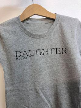 DAUGHTER Shrit Grey