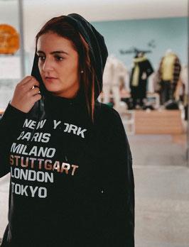 City Hoody Black