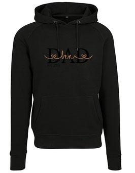 DAD Hoodie Black Edition