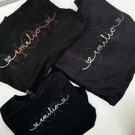 MOM Shirt BLACK Edition