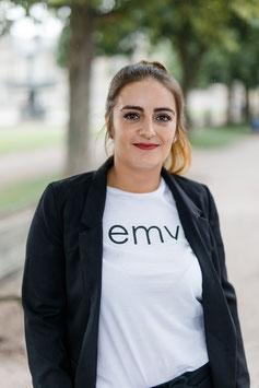 Emiv Basic Shirt White Woman&Man