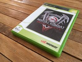 Mortal Kombat V Deadly Alliance