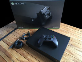 **LAATSTE STUK** Xbox One X 1TB + Controller