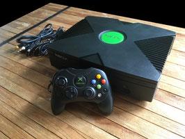 Xbox Original + Controller