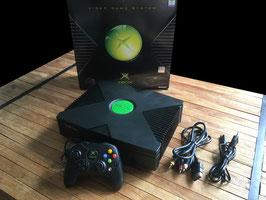 Xbox Original + Controller (BOXED!)