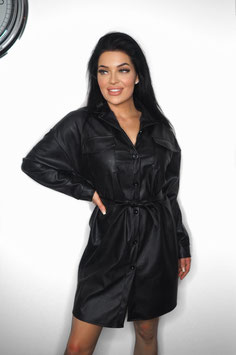 Kylie Belted Mini Dress