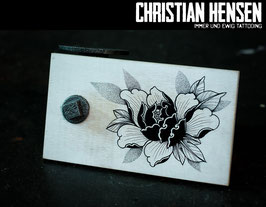 c/o Christian Hensen - Rose 1