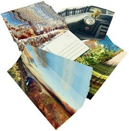 Postkarten A6 10.5 cm x 14.8 cm
