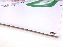 Banner / Werbeblachen
