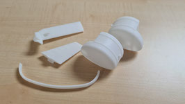 Kleinteile 3D-Druck, Hughes 300C für 230er Blade