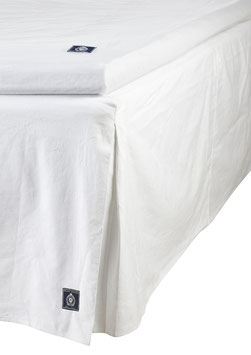 Sängkappa Vit 120 säng (52 cm höjd)