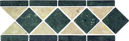Alfa Rustica Verde Alpi - Botticino ant. 10x28