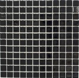 Mosaico PURO NERO 23 LUC